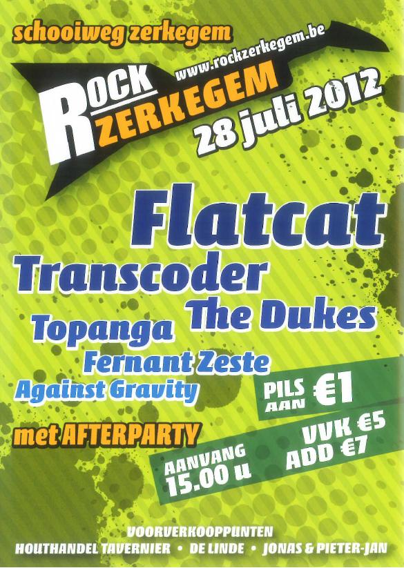 Flyer 2012